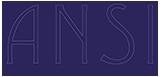 Logo ANSI